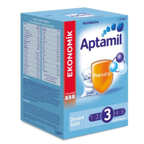 Nutricia - Aptamil 3 1200gr