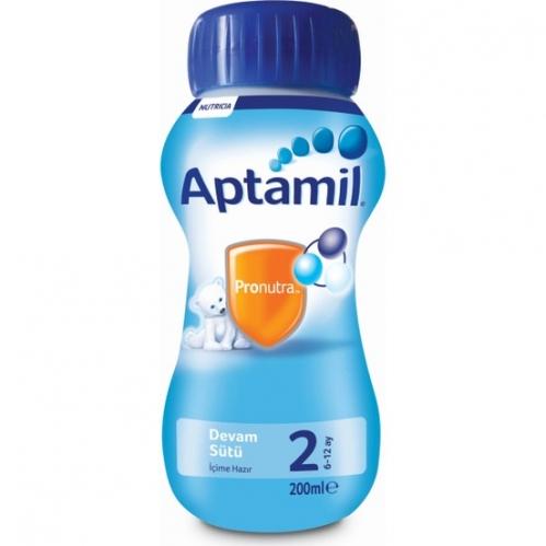 Nutricia - Aptamil 2 Devam Sütü 200 ml | 6-12 ay