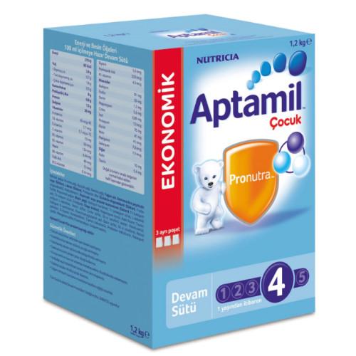 Nutricia - Aptamil 4 1200gr