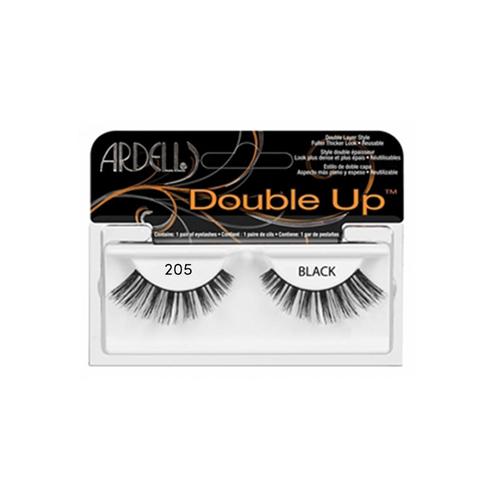 Ardell - Ardell Double-Up Çifte Takma Kirpik 205 Siyah