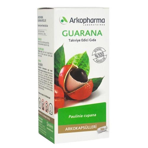 ArkoPharma - Arkopharma Guarana 90 kapsül