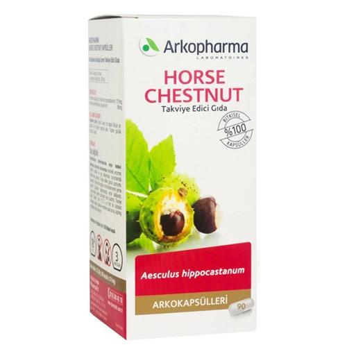 ArkoPharma - Arkopharma Horse Chestnut 90 kapsül