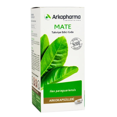 ArkoPharma - Arkopharma Mate 90 kapsül
