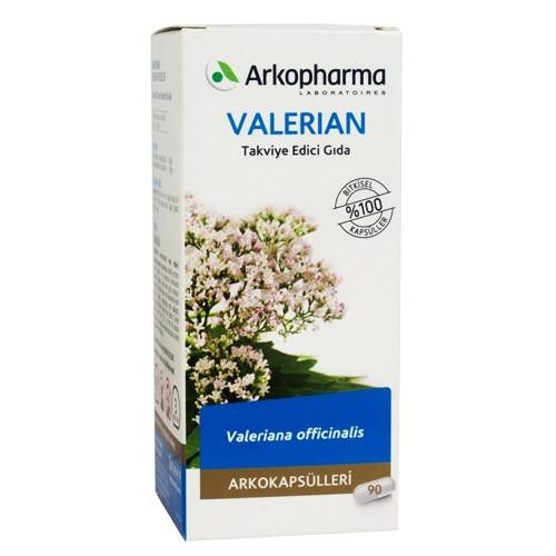 ArkoPharma - Arkopharma Valeriane 446mg-90kapsül