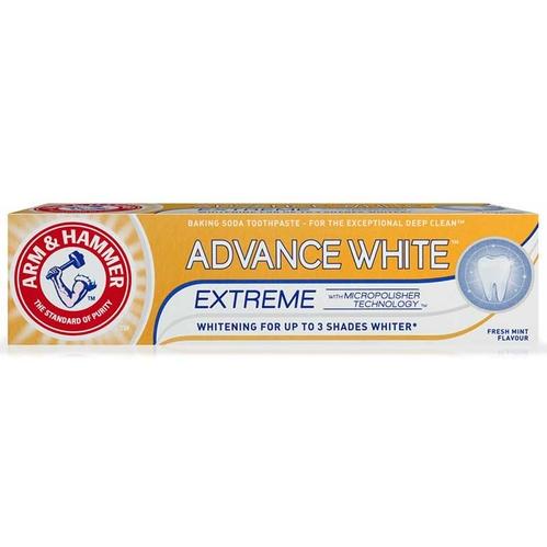 Arm & Hammer - Arm&Hammer Advance White 3 Tona Kadar Beyazlatıcı Diş Macunu 75ml