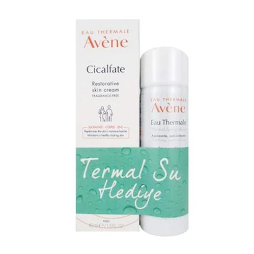 Avene - Avene Cicalfate Repair Krem 40ml | Termal Su 50 ml HEDİYE