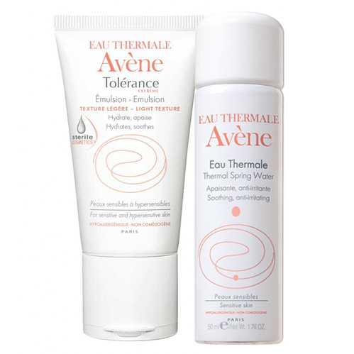 Avene - Avene Tolerance Extreme Emulsion 50 ml | Termal Su 50 ml HEDİYE