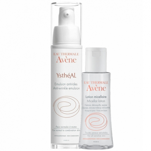Avene - Avene Ystheal Anti Age Emulsion 30 ml | Lotion Micellaire 100 ml HEDİYE