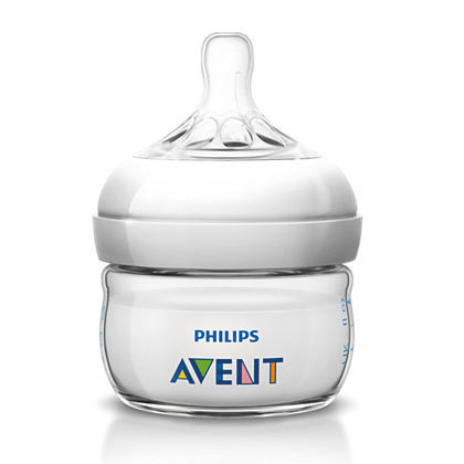 Avent - Avent Natural Biberon 0+ay 60ml SCF699