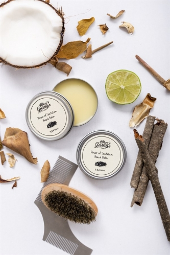 Bade Natural - Bade Natural Besleyici & Güçlendirici Sakal Balmı 50 ML