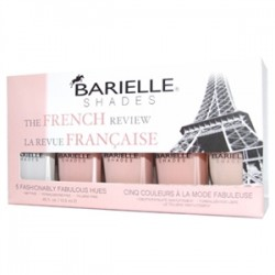 Barielle - Barielle French Review Oje Seti 5 Adet