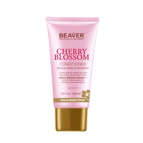 Beaver - Beaver Cherry Blossom Saç Bakım Kremi 40 ml