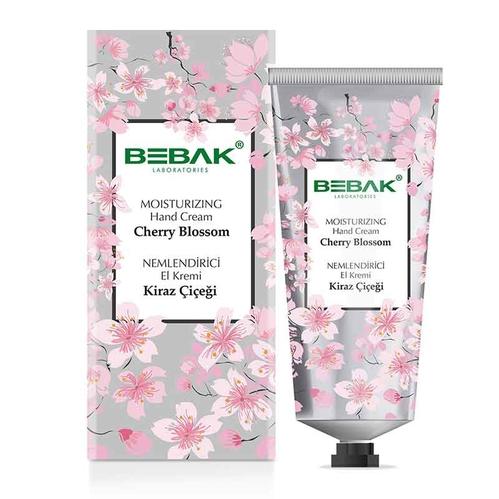 Bebak - Bebak Kiraz Çiçeği Nemlendirici El Kremi 60 ml