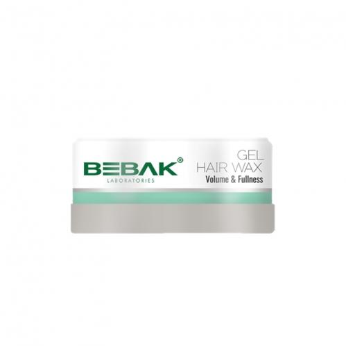 Bebak - Bebak Volume and Fullness Gel Hair Wax 150 ml