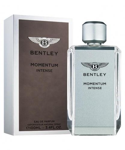 Bentley - Bentley Momentum Intense Edp Erkek Parfüm 100 ml