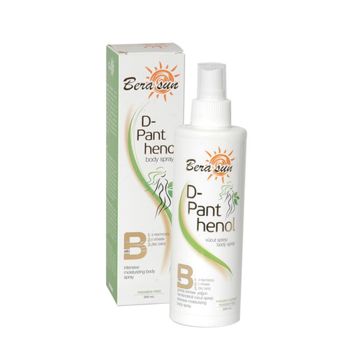 Bera Sun - Bera Sun D Panthenol Spray 200 ml