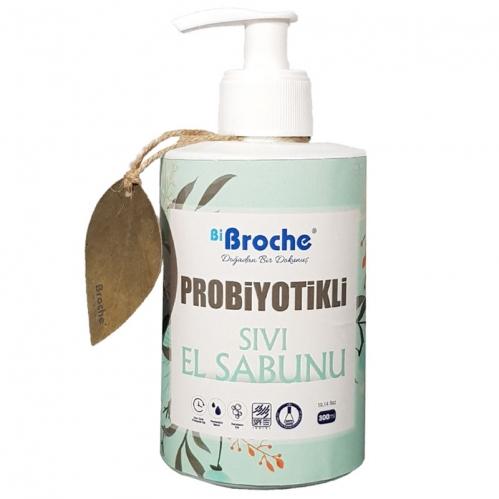 Bibroche - Bibroche Probiyotikli Sıvı El Sabunu 300 ml