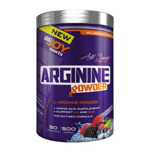 Bigjoy - Bigjoy Arginine Powder Orman Meyveli 500 g