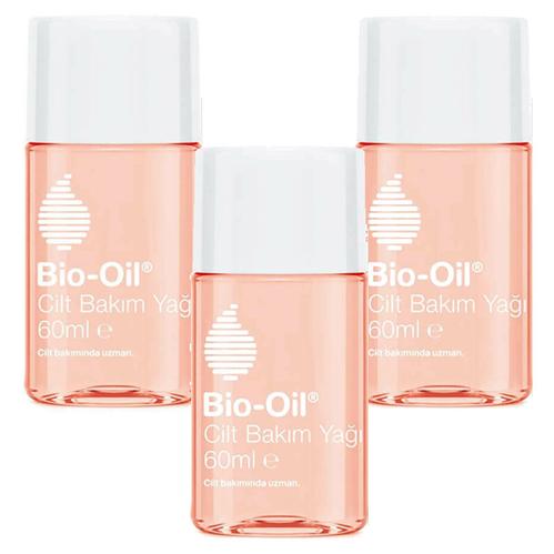 Bio Oil - Bio Oil Cilt Bakım Yağı 60 ml x 3 Adet
