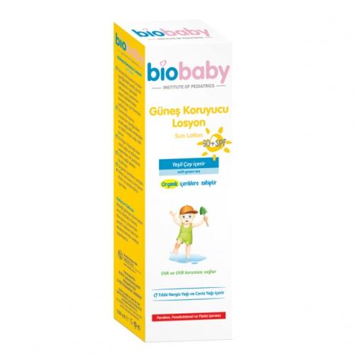 Biobaby - Biobaby Güneş Koruyucu Losyon SPF50 100 ml