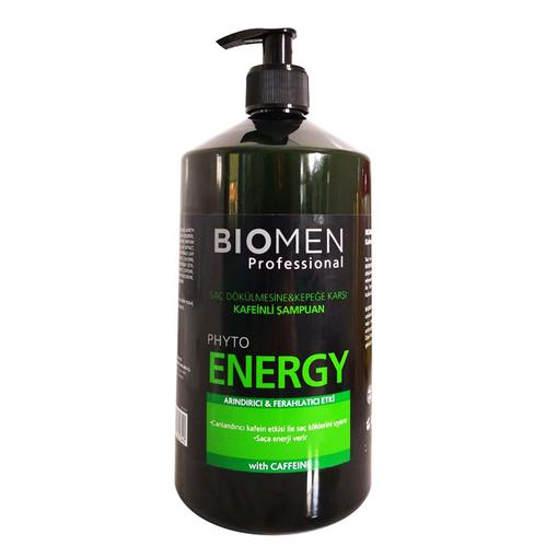 Bioblas - Bioblas Biomen Saç Dökülmesine ve Kepeğe Karşı Kafeinli Şampuan 1000 ml