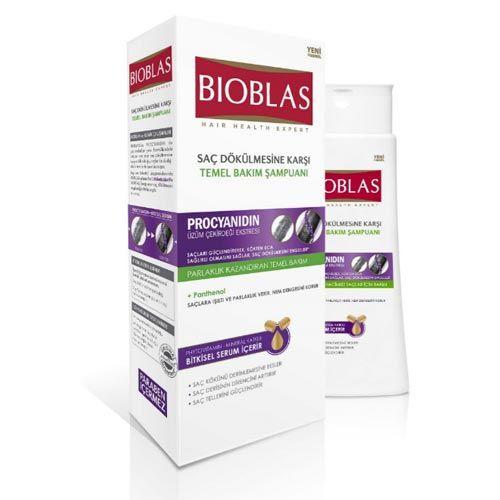 Bioblas Saç Dökülmesi Karşıtı Temel Bakım Şampuanı 360 ml