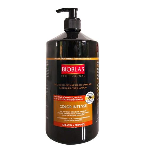 Bioblas - Bioblas Saç Dökülmesine Karşı Boyalı ve Röfleli Saçlar İçin Şampuan 1000 ml