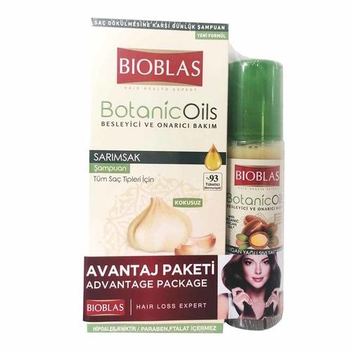 Bioblas - Bioblas Tüm Saçlar için Avantajlı Set