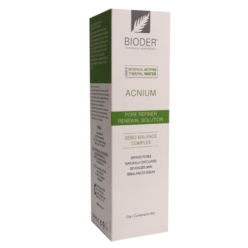 Bioder - Bioder Acnium Renewal Solution 140ml