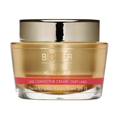 Bioder - Bioder Age Reverse Deep Wrinkle Corrective Cream Combination Oily Skin Spf15 50ml