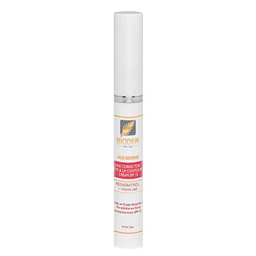 Bioder - Bioder Age Reverse Deep Wrinkle Corrective Eye and Lip Contour Cream Spf15 15ml