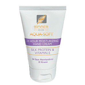 Bioder - Bioder Aquasoft 24 Hour Moisturizing Hand Cream 50ml