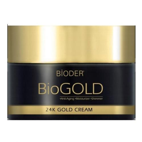 Bioder Biogold 24K Gold Cream 50ml - Thumbnail