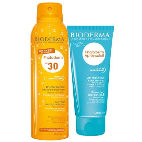 Bioderma - Bioderma Photoderm Sun Mist SPF30 150ml | After Sun HEDİYE 100ml