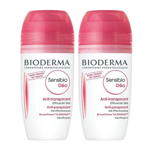 Bioderma - Bioderma Sensibio Anti Perspirant Deodorant 50ml İkincisi %50 İNDİRİMLİ!
