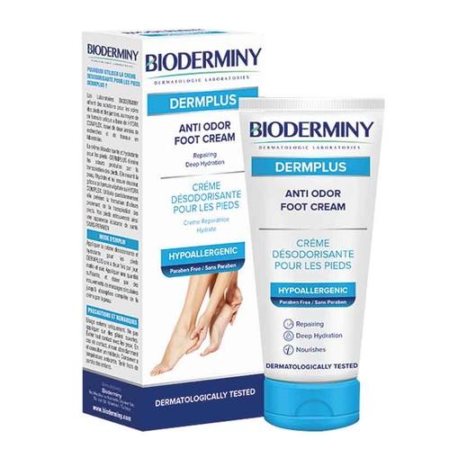 Bioderminy - Bioderminy Dermplus Koku Önleyici Krem 60 ml