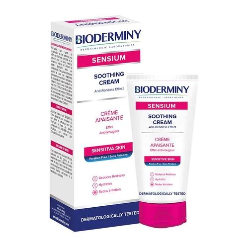 Bioderminy - Bioderminy Sensium Yatıştırıcı Yüz Kremi 50 ml