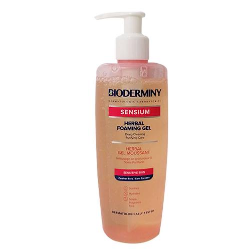 Bioderminy - Bioderminy Sensium Yüz Yıkama Jeli 200 ml