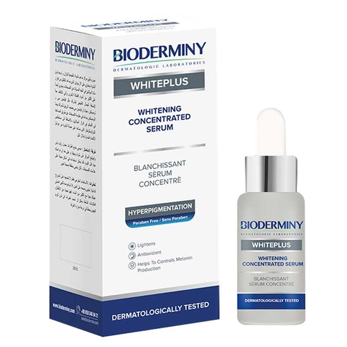 Bioderminy - Bioderminy Whiteplus Beyazlatıcı Konsantre Serum 30 ml