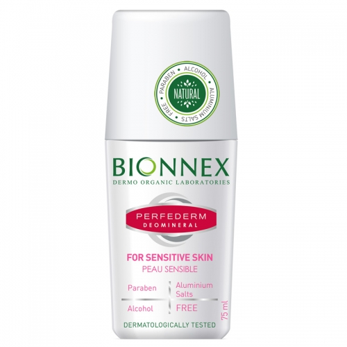 Bionnex Perfederm Deomineral Roll On (Hassas Ciltler) 75ml