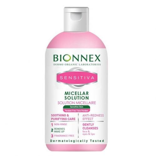 Bionnex - Bionnex Sensitiva Misel Solüsyon 250ml