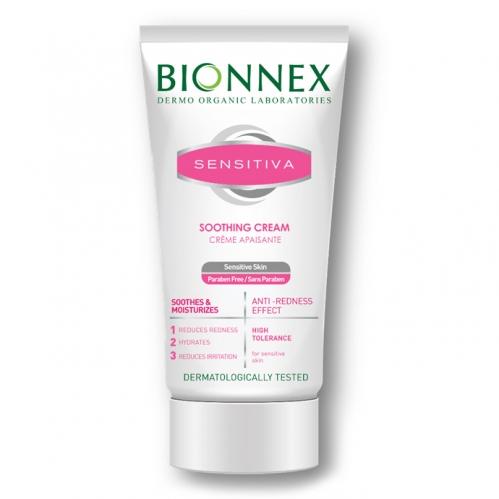 Bionnex - Bionnex Sensitiva Yüz Bakım Kremi 50ml