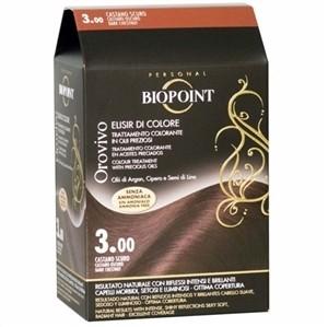Biopoint - Biopoint Orovivo Saç Boyası 3 Koyu Kestane
