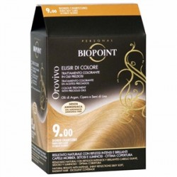 Biopoint - Biopoint Orovivo Saç Boyası 9 Ultra Sarı