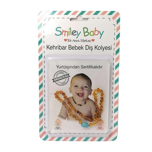Biosmile - Biosmile Kehribar Bebek Diş Kolyesi No 4