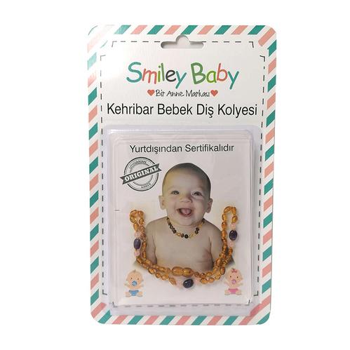 Biosmile - Biosmile Kehribar Bebek Diş Kolyesi No 6