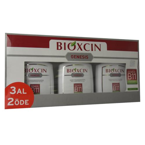 Bioxcin - Bioxcin Genesis 3 Al 2 Öde Kepekli Saçlar İçin Şampuan