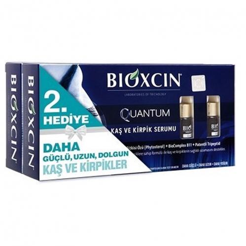 Bioxcin - Bioxcin Quantum Kaş ve Kirpik Serumu 2x5 ml 2.si HEDİYE