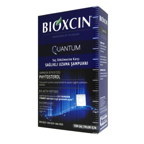 Bioxcin - Bioxcin Quantum Saç Dökülmesine Karşı Sağlıklı Uzama Şampuanı 300ml