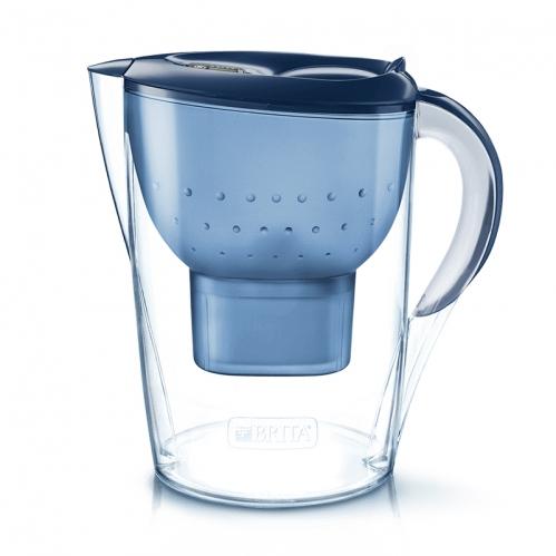 Brita - Brita Marella Akıllı Sürahi 3.5Litre - Mavi